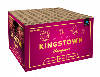 "1,2"" Kingstown Hangover Box"