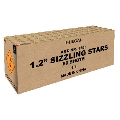 """1.2"""" Sizzling Stars Box"""