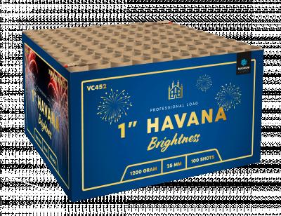 "1"" Havana Brightness Box"