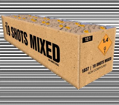Mixed 19 Shots