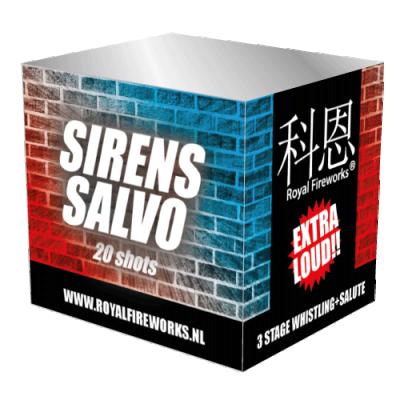 Sirens Salvo