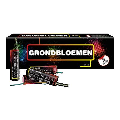 B2B Grondbloem Klein (72 stuks)