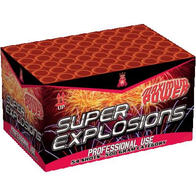 Super Explosions