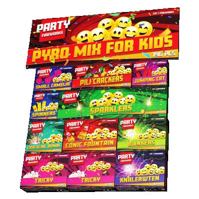 Pyro Kids