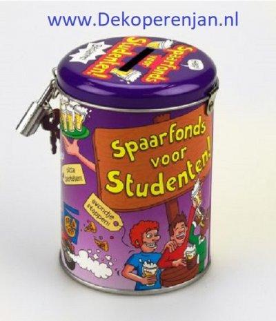 spaarpot studenten