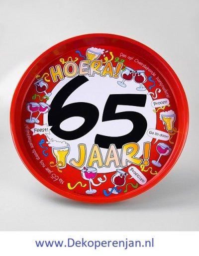 dienblad 65