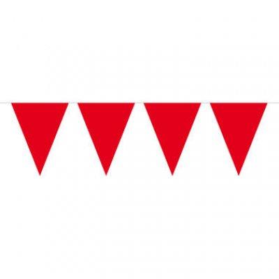 rood vlaggenlijn (10m)