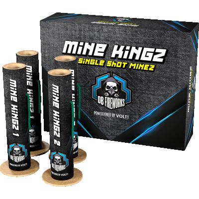 Mine Kingz (4 stuks)