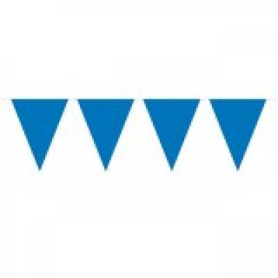 donker blauw vlaggenlijn (10m)