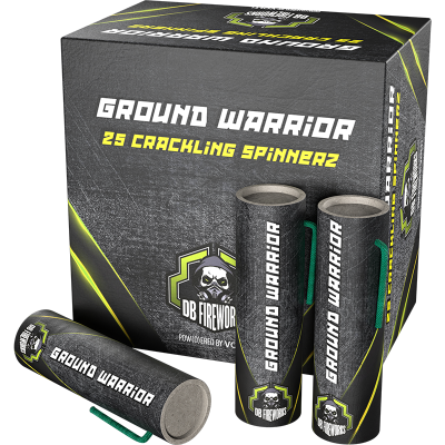 Ground Warrior (25 stuks)