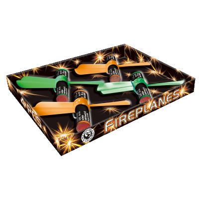 2 voor 1 - Fireplanes