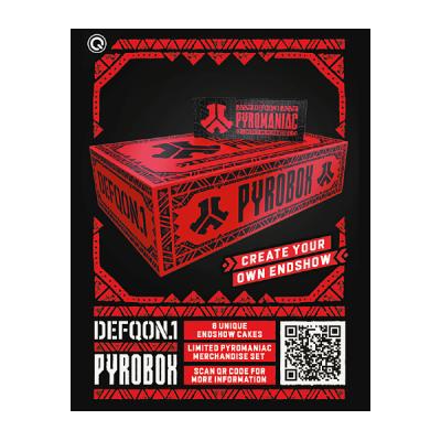 DEFQON.1 Pyrobox