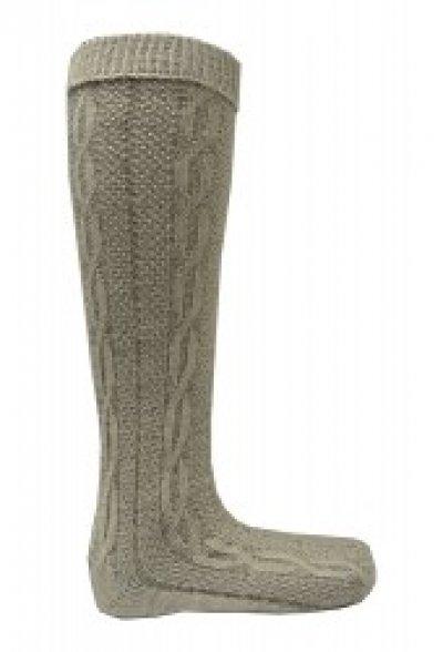 oktoberfest sokken grijs maat 39-42