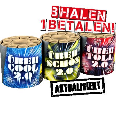 Ubercool, Uberschon, Ubertoll 2.0