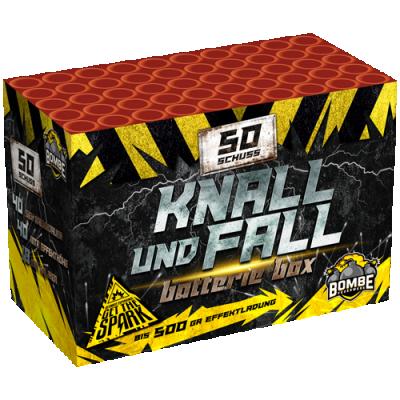 KNALL UND FALL 50 schoten *SUPERACTIE!*