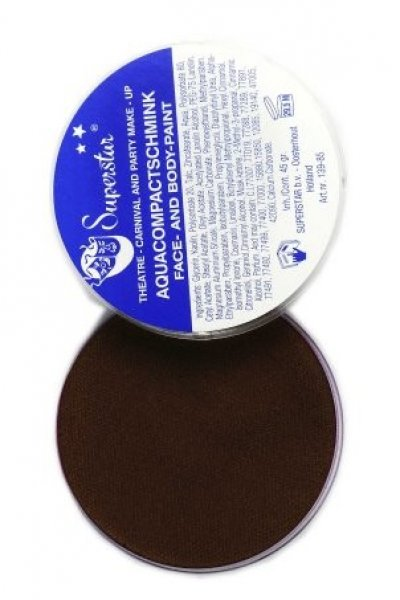 Superstar 45 gram colour 025 Brown