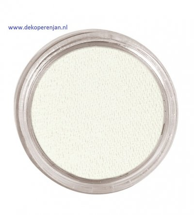 Witte schmink 15 gram