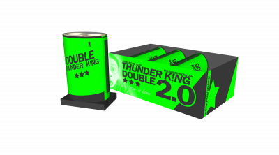 Thunder king 2.0 Double