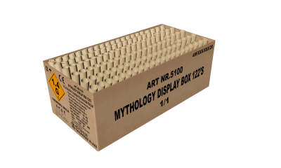 Mythology Display Box