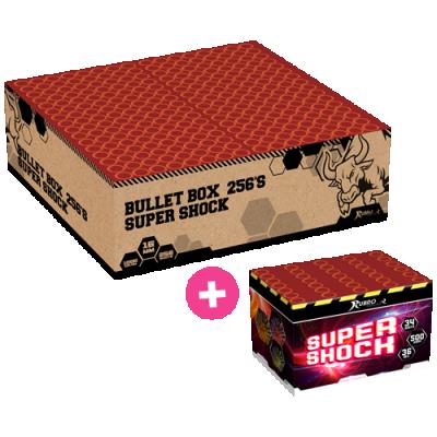 Bullet Box + Super Shock