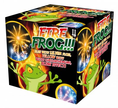 FIRE FROG *OUTLET!*