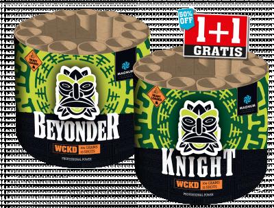 Knight & Beyonder