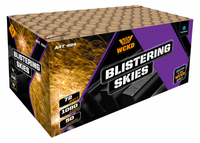Blistering Skies Box