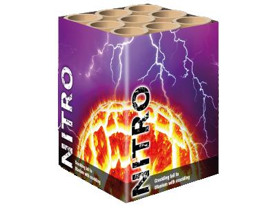 Nitro 9 schots knalcake*_