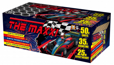 THE MAXX! 50 schoten *OUTLET!*