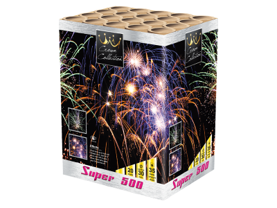 CROWN SUPER 500 GRAM 20 schoten *OUTLET!*