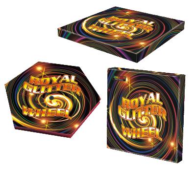Royal Glitter Wheel
