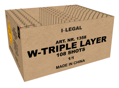 W-TRIPLE LAYER 108 schots