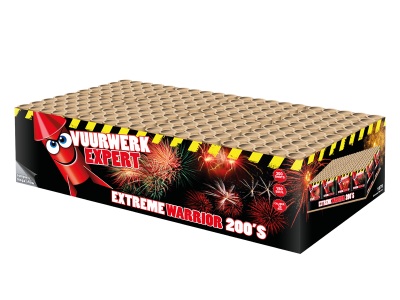 EXTREME WARRIOR 200 schoten *OUTLET!*