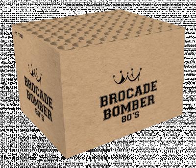 Brocade Bomber 80'S