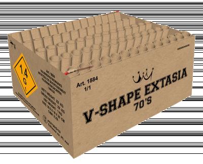 V-SHAPE EXTASIA 70 schoten