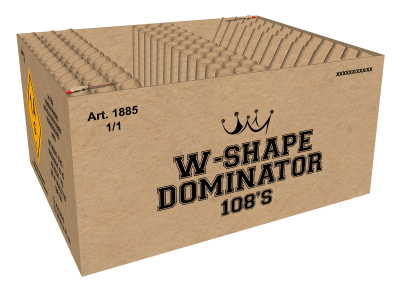 W-shape Dominator 108'S