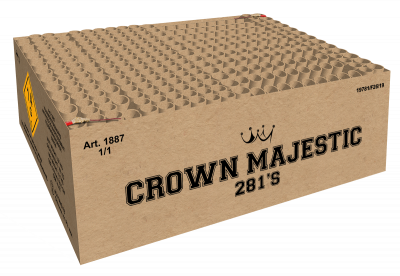 Crown Majestic 281'S