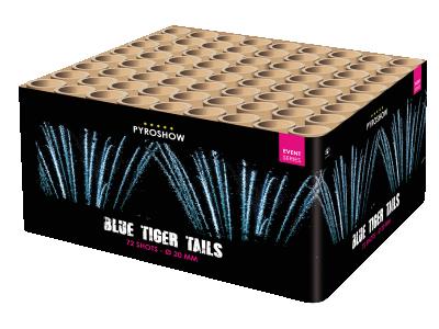 Blue Tiger Tails