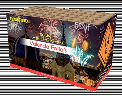 Valencia Falla's