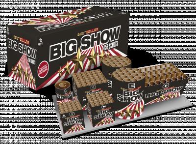 Big Show 2kg | 156 schots