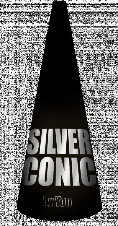 Silver conic