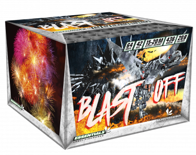 Blast Off | 64 schots