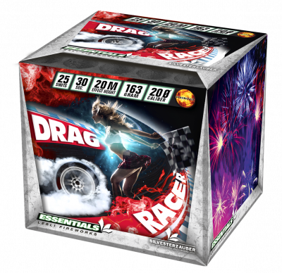 DRAG RACER 25 schoten *OUTLET!*