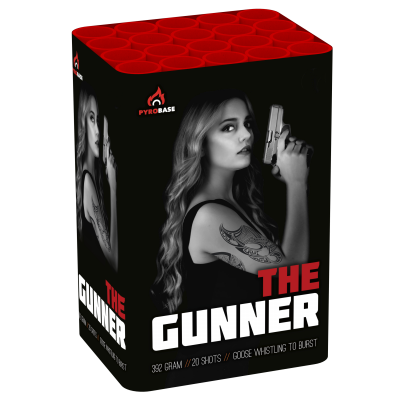 THE GUNNER 20 schoten *OUTLET!*