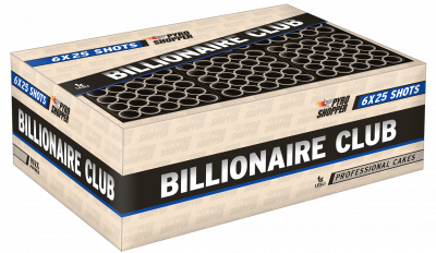 Billionaire club
