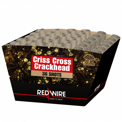 Criss Cross Crackhead | 36 schots