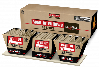 Wall of Willows | 108 schots