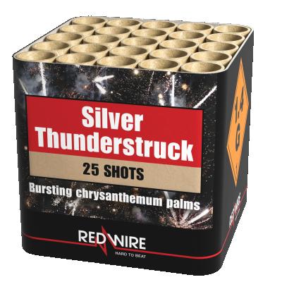 Silver thunderstruck