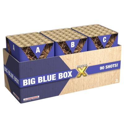 Big blue box