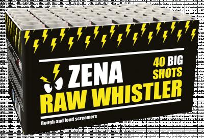 Zena raw whistler*